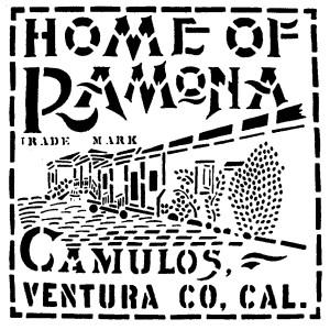 Ramona Stencil